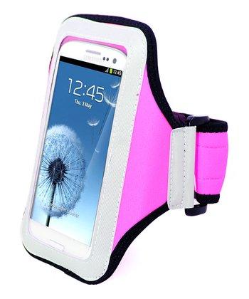 Hot Pink Sport Armband