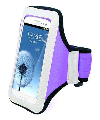 Purple Sport Armband