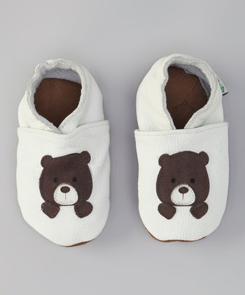 White Bear Booties
