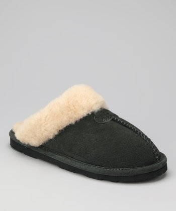 Evergreen Suede Loki II Slipper - Women
