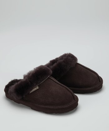Chocolate Loki II Slipper - Kids