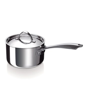 Stainless Steel Synergy 2-Qt. Saucepan