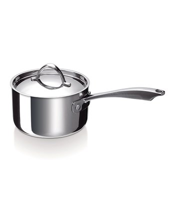 Stainless Steel Synergy 3.25-Qt. Saucepan