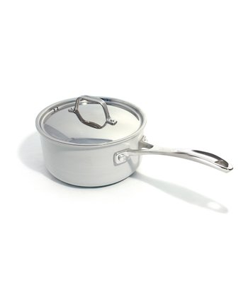 Cream Nonstick Chef Eco-logic Ceramica 7'' Saucepan