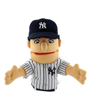 Yankees Mark Teixeira Hand Puppet