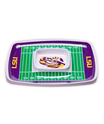 LSU Chip 'n' Dip Tray