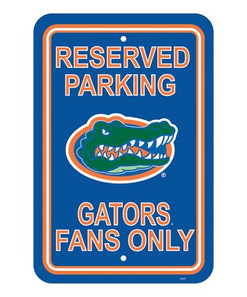 Florida Parking Sign