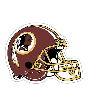 Washington Redskins Helmet Magnet