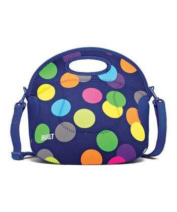 Scatter Dot Large Spicy Relish Lunch Tote