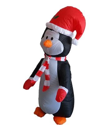 Penguin Inflatable Lawn Ornament