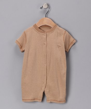 Wheat Organic Romper