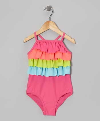 Pink Lil' Chiquita One-Piece - Infant