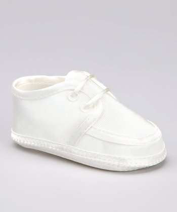 Antique White Shoe