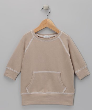 Baby Eggi Tuffet Three-Quarter Sleeve Sweatshirt - Toddler & Boys