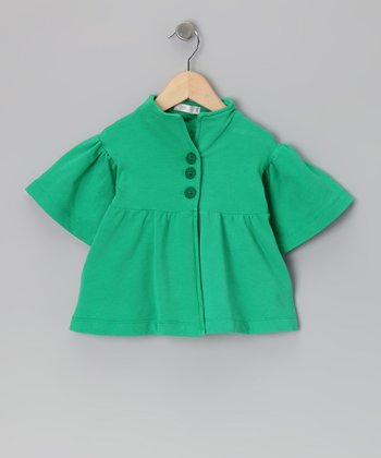 Baby Eggi Jellybean Bell-Sleeve Jacket - Toddler & Girls
