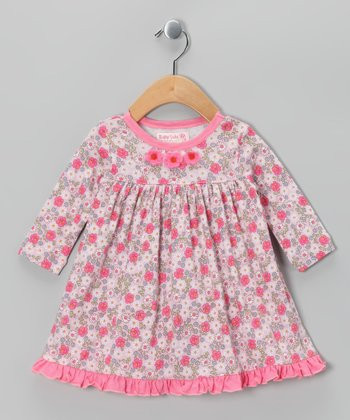 Pink Donna Dress - Infant