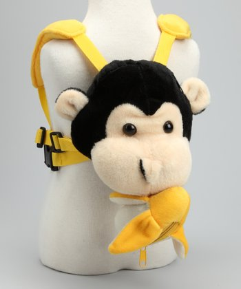 Baby Sherpa Monkey & Banana Safe-2-Go Safety Harness