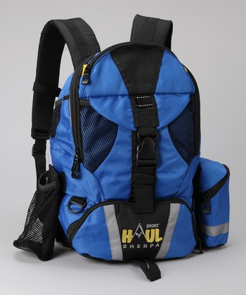 Cobalt Short Haul Diaper Backpack