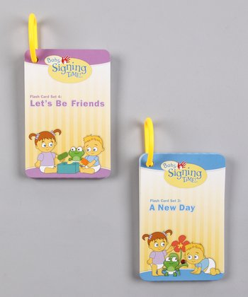 Volume 3 & 4 Flash Card Set