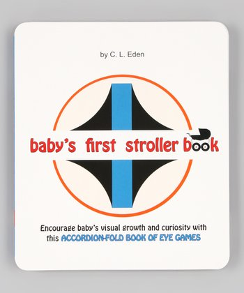 Baby's First Stroller Book Accordion Book