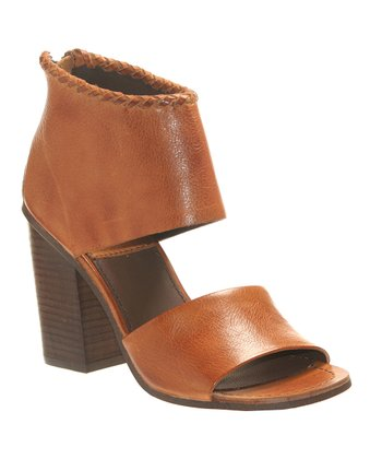New Tan Caldura Sandal