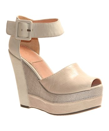 Medium Gray Cappella Wedge