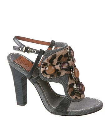 Medium Gray Caruga Sandal