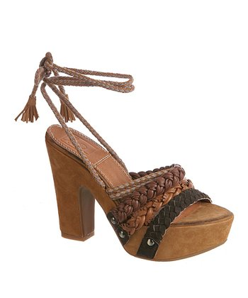 Brown Pandino Sandal