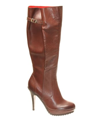 Mid Brown Rima Boot
