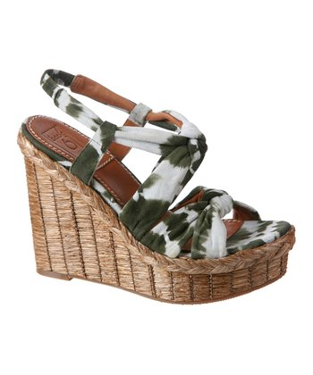 Jungle Bacoli Espadrille