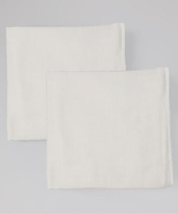 Natural Organic Swaddling Blanket Set