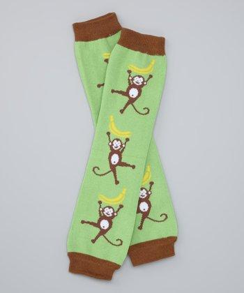 Green Monkey Organic Leg Warmers