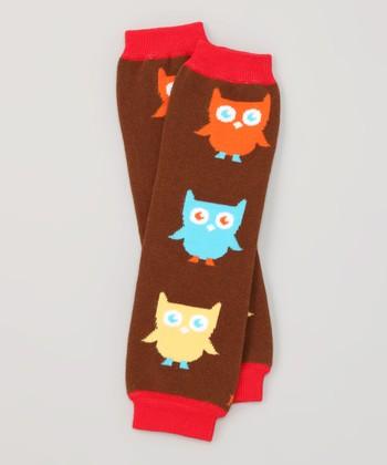 Brown Owl Organic Leg Warmers