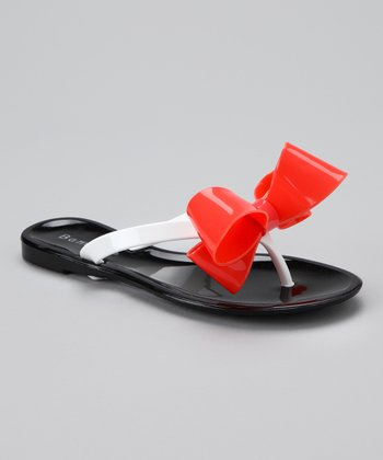 Black Bow Lincoln-03K Sandal
