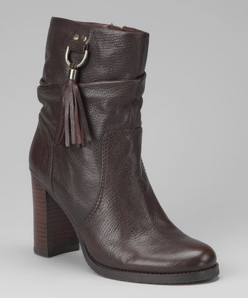 Bandolino Dark Brown Accelerator Boot