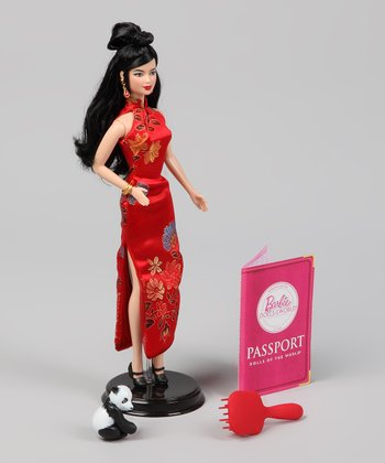 China Barbie Doll