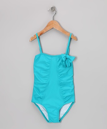 Aqua Bow One-Piece