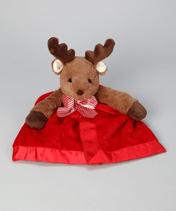 Red Lil' Reindeer Lovey