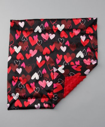 Red Heart Minky Security Blanket