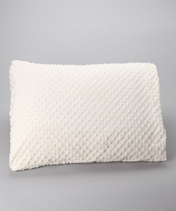 Ivory Pillowcase