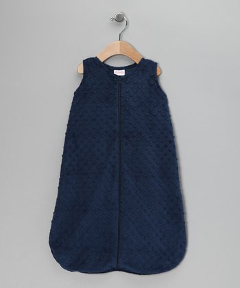 Navy Sleeveless Sleeping Sack