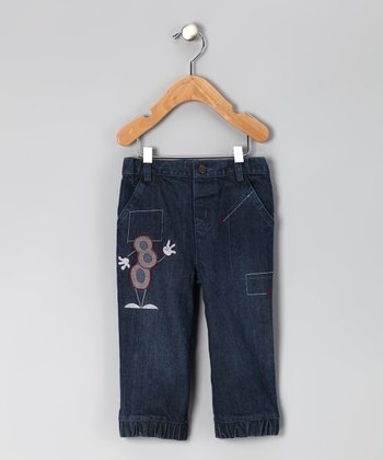 Dark '08' Jeans - Infant & Toddler