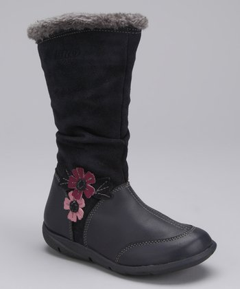 Beeko Navy Kate Boot