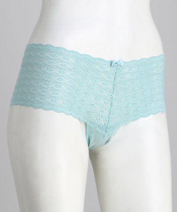 Aqua Copacabana Maternity Boyshorts - Women