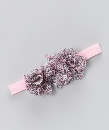 Pink Magical Madison Headband - Infant