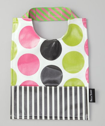 Dot Diva Laminated Bib