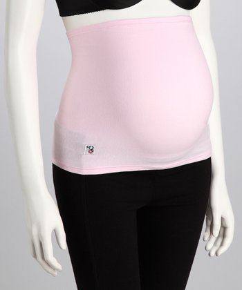 Pink Maternity BellySock - Women