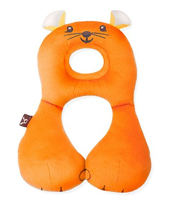 Orange Mouse Travel Pillow