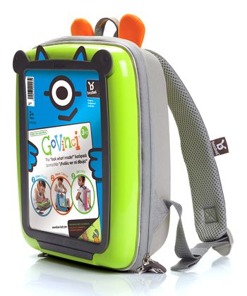 Green GoVinci Backpack