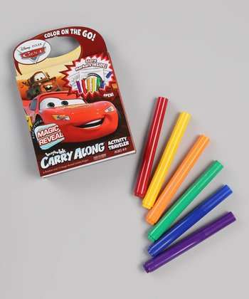 Cars Coloring Book Set
